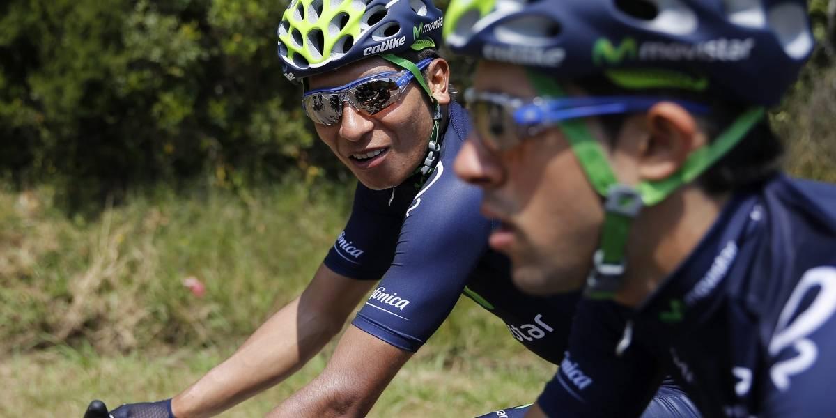 """Nairo Quintana sobre el Tour: """"Froome es el rival más fuerte"""""""