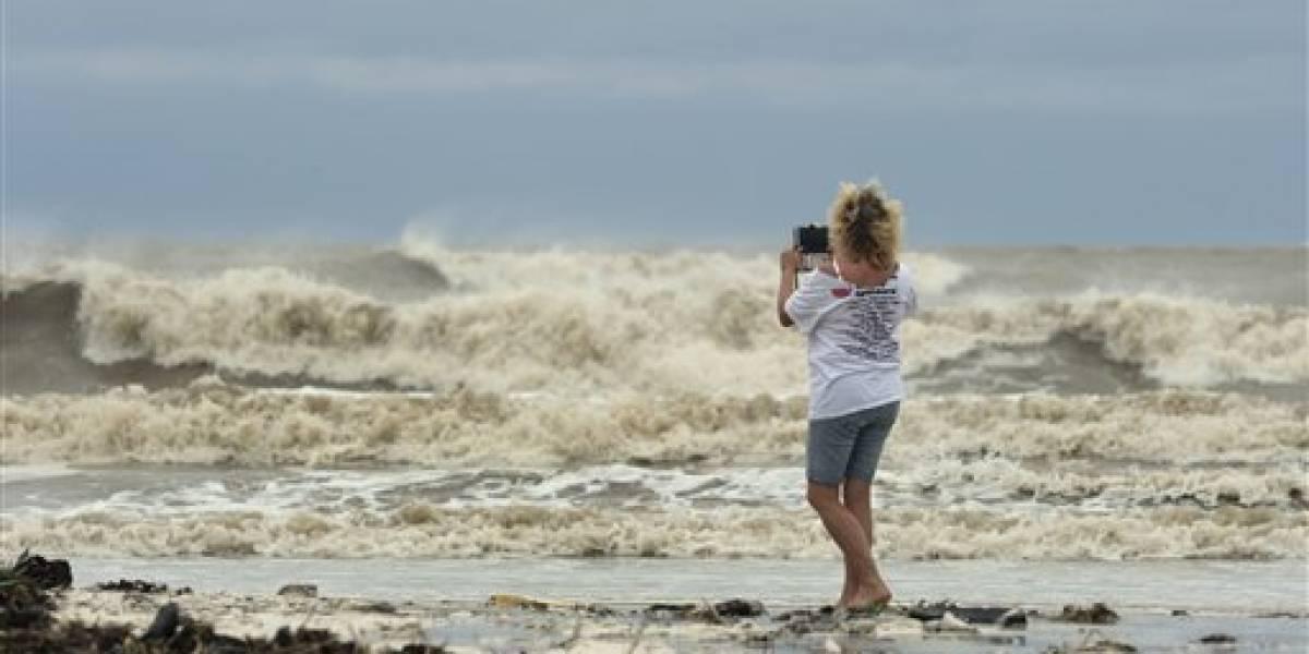 Tormenta tropical Cindy toca tierra en Luisiana