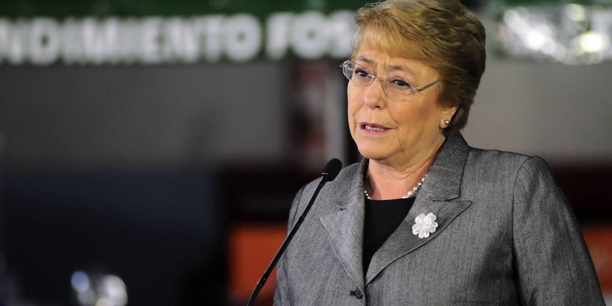 """Bachelet por indultos: """"No está cerrada la puerta"""", pero también deben """"estar arrepentidos"""""""