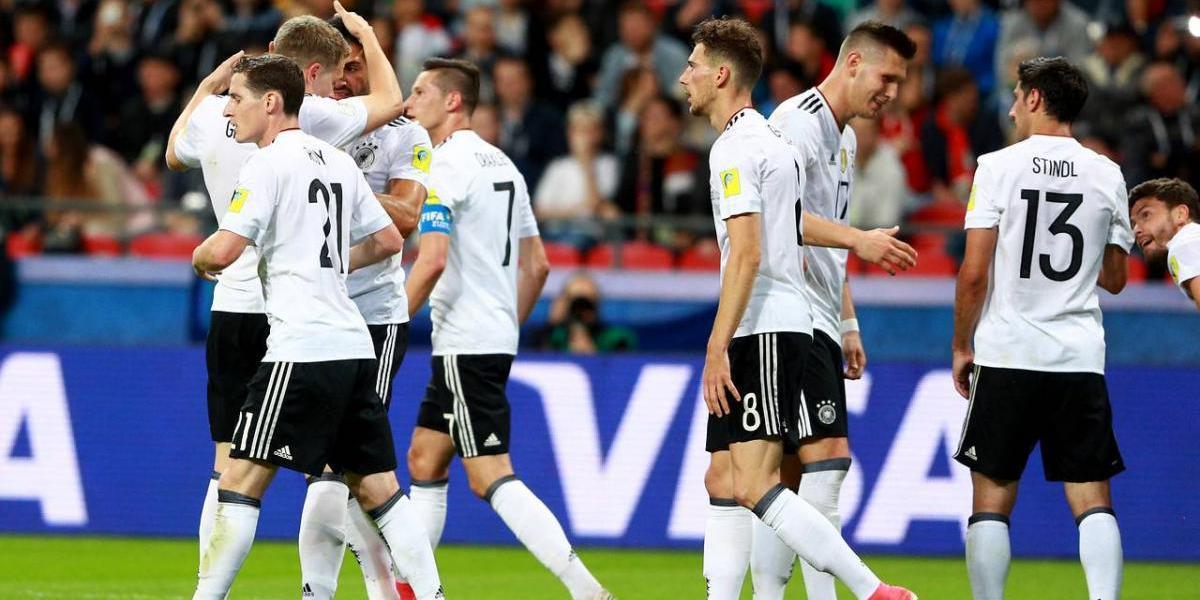 """""""Pasó la prueba más dura"""": En Alemania aplaudieron el empate con Chile"""