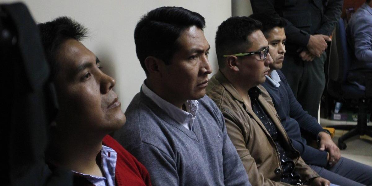 Los 9 bolivianos sólo podrán abandonar Chile tras pagar la multa por contrabando