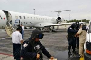 Autoridades trasladan a reos de alta peligrosidad de Quintana Roo a penales federales