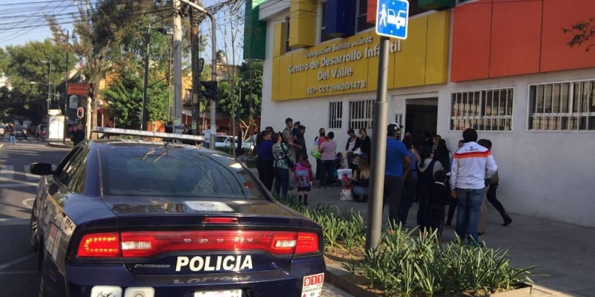 Reportan robo en guardería de la colonia Del Valle
