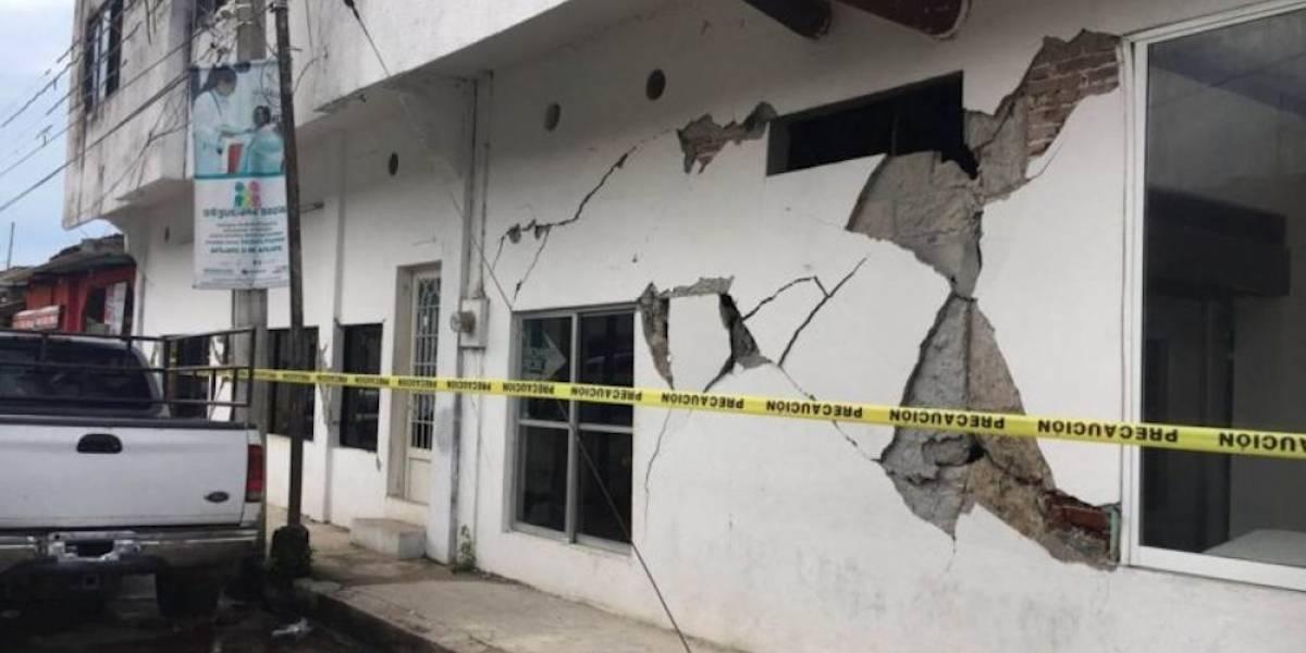Sismo de 6.5 grados Richter sacude Chiapas