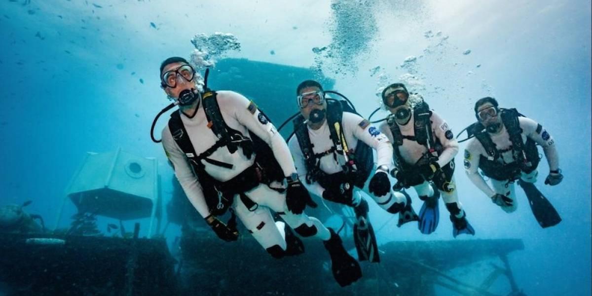 """Así es la base espacial """"Aquarius"""" de la NASA situada bajo el mar"""