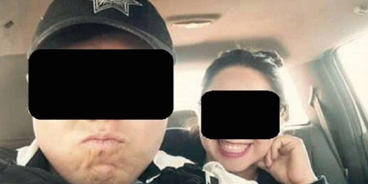 Graban a policías de Monclova mientras tienen relaciones en la comandancia