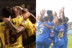 Barcelona SC y Delfín en partido decisivo por la primera etapa