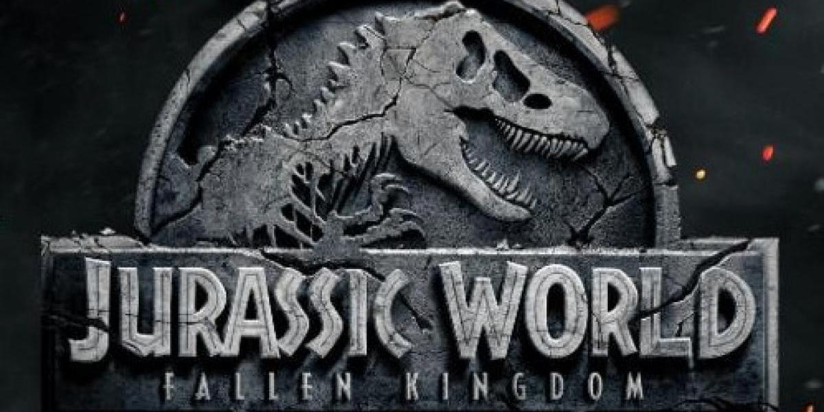 Revelan título y póster oficial de la secuela de Jurassic World