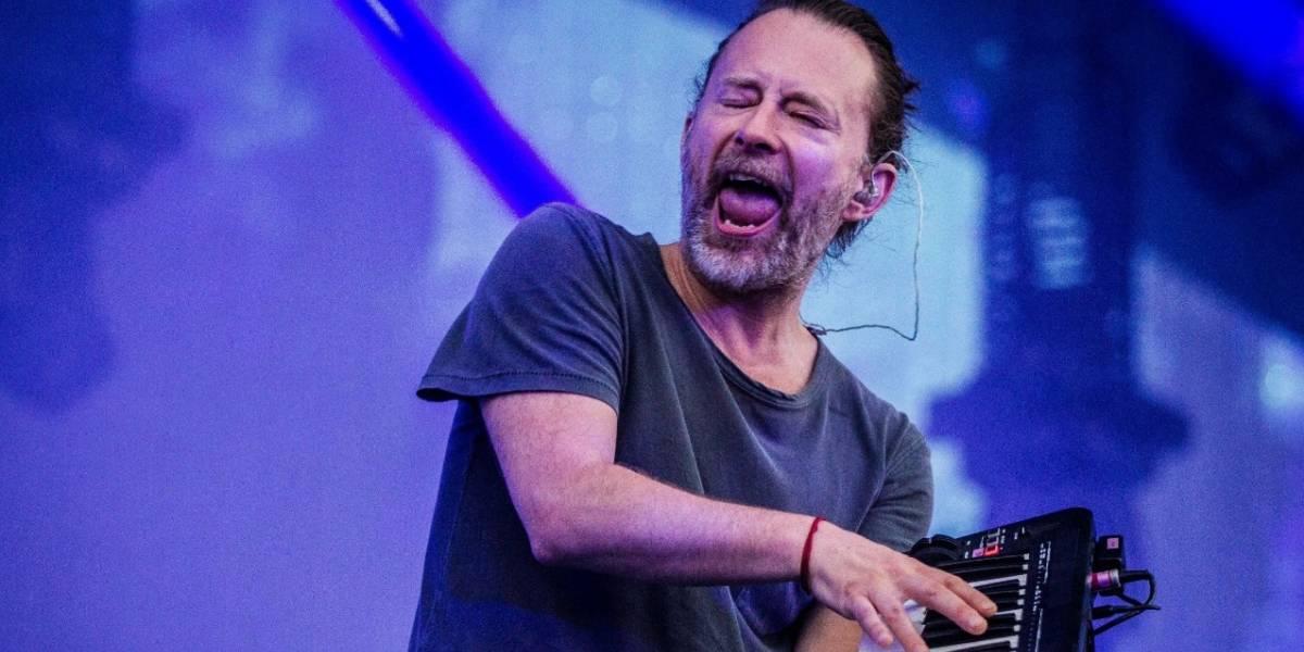 Radiohead sorprende con un nuevo video de una canción inédita