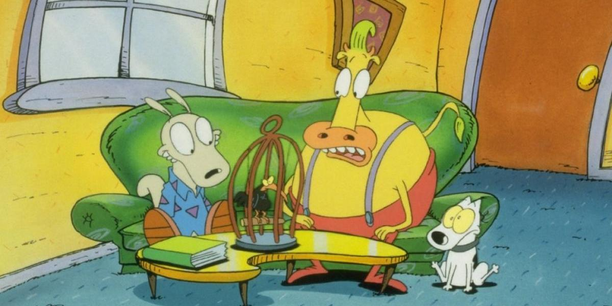 Nickelodeon revela detalles de 'La vida moderna de Rocko', la película