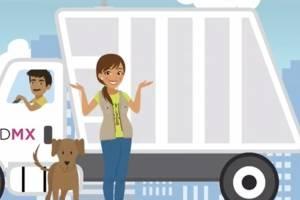 ¿Sabes cómo has de separar la basura en la CDMX?