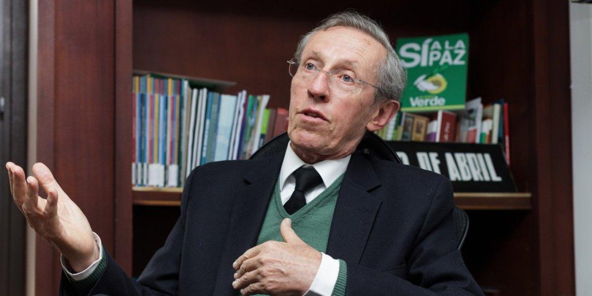 Navarro Wolff también anunció su voto para segunda vuelta
