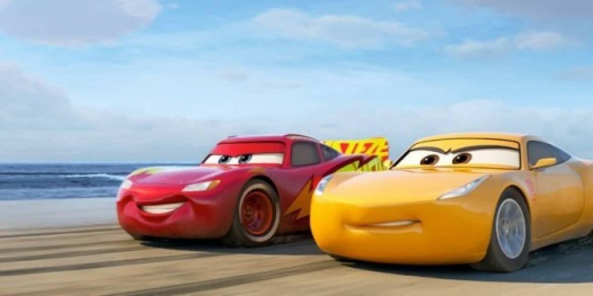 """La saga """"Cars"""" regresa con una chica tras el volante"""