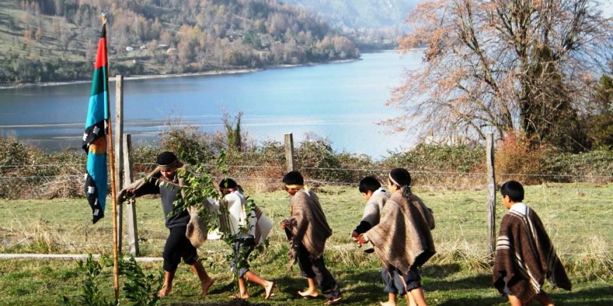 Museo Violeta Parra celebra el Año Nuevo Indígena con ceremonia tradicional y muestra gastronómica