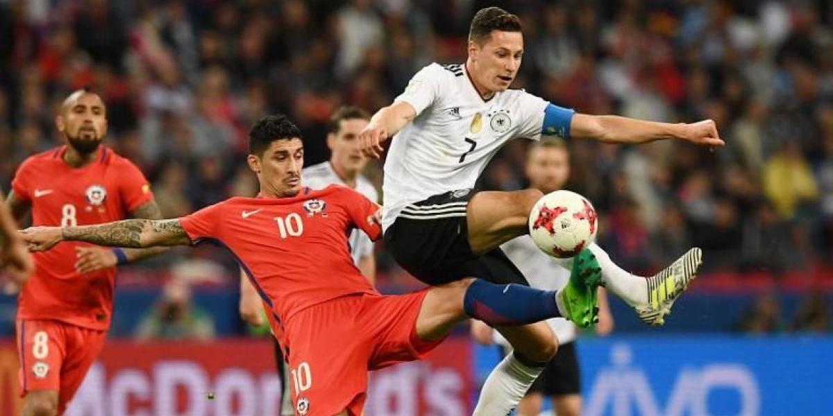 Alemania y Chile se aseguran un puesto en la fase final de la Confederaciones