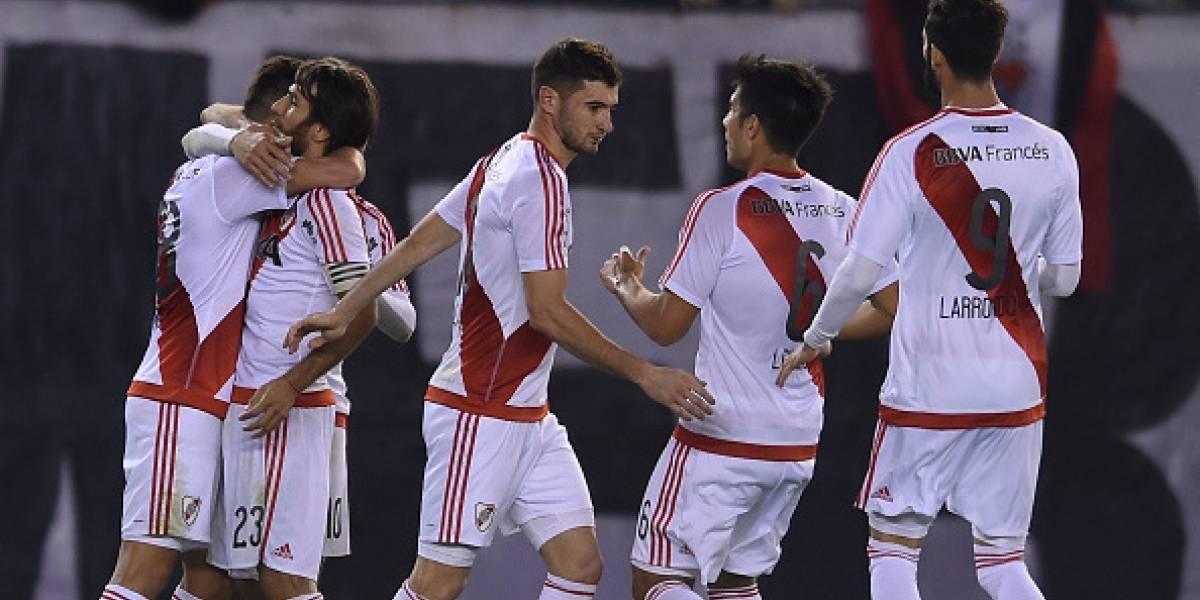 Escándalo de dopaje sacude a River Plate en Copa Libertadores