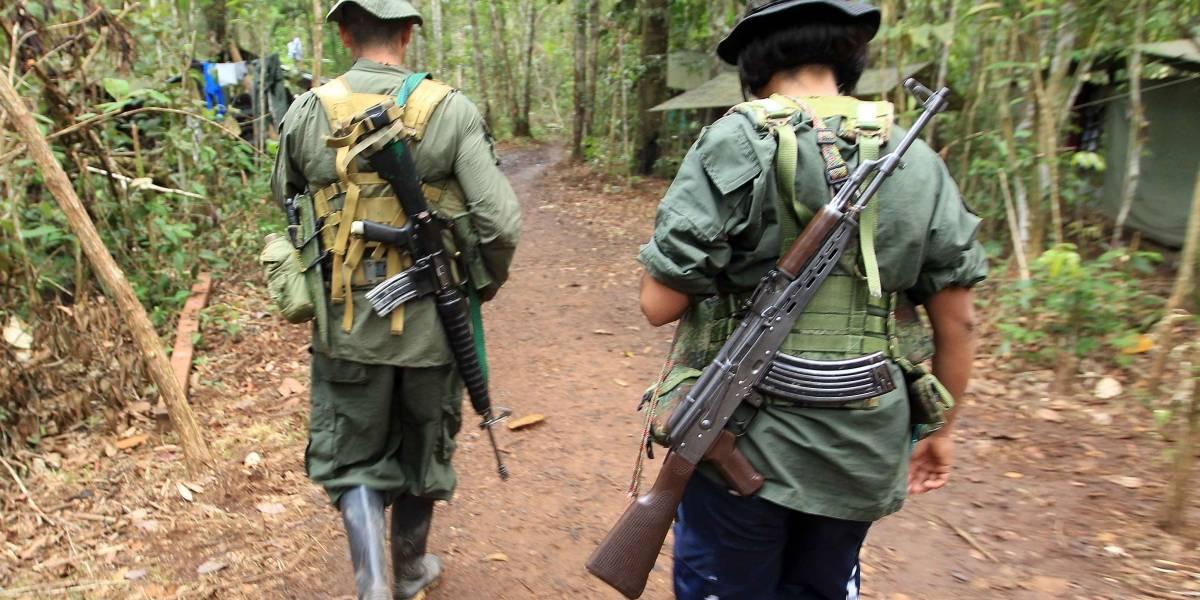 Detienen a disidente de las Farc que lideraba banda con 60 hombres armados