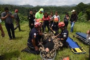 Gertrudis de Jesús Altán García es rescatada