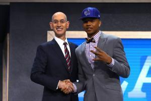Sixers escogen a Fultz y Lakers seleccionan a Ball