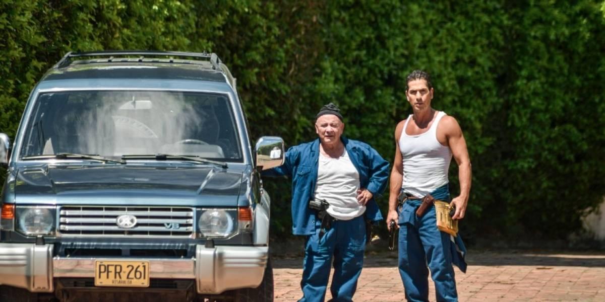 Gregorio Pernía sufre grave accidente en plena grabación