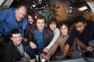 Elenco de Han Solo
