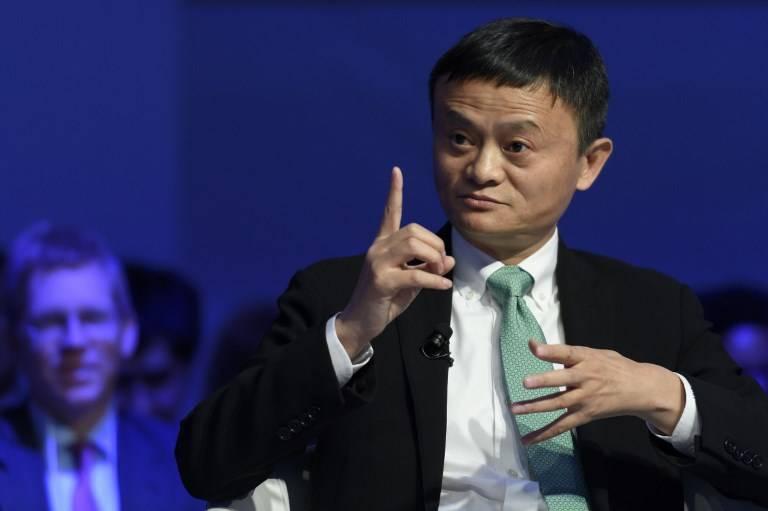 Jack Ma multimillonario chino