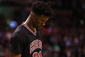 Jimmy Butler deja a los Bulls para ser nuevo jugador de Timberwolves