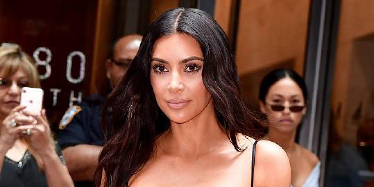 Kim Kardashian rompe el silencio y habla de las fotos que muestran celulitis en su derrière