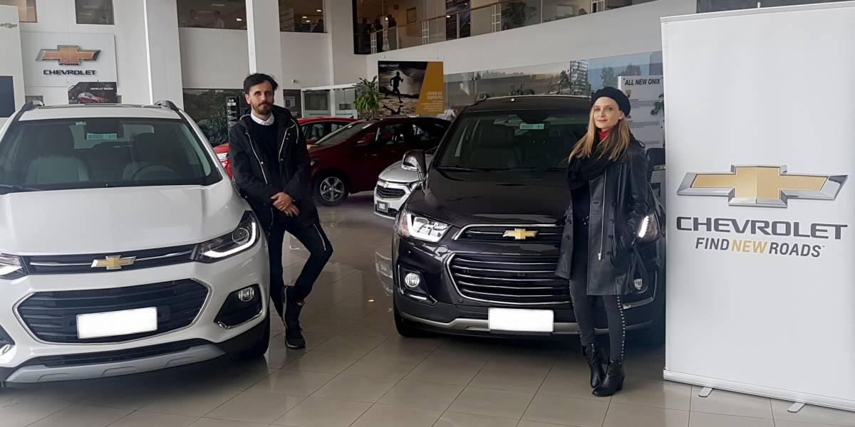 Dos nuevos integrantes tiene la familia Chevrolet