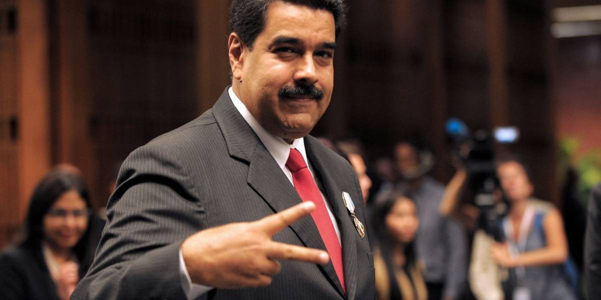 ¿Maduro sentado junto a Trump? presidente de Venezuela aprueba reunión con altos mandos de Washington