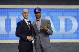 Sixers eligen al novato Markelle Fultz en la primera selección del Draft de la NBA 2017