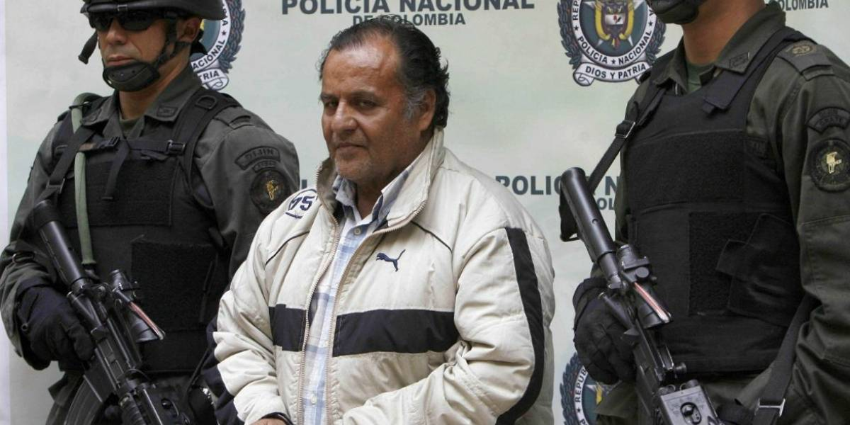 Capturan a alias 'Martín Sombra' en Bogotá