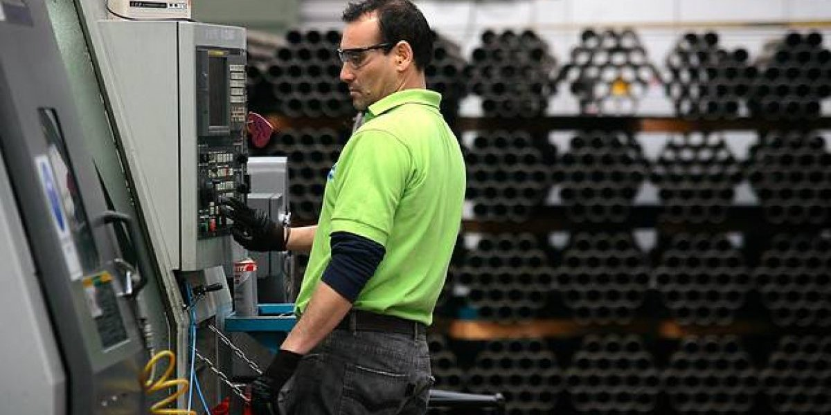 ¿Señales de reactivación? Producción Industrial crece por segundo mes consecutivo