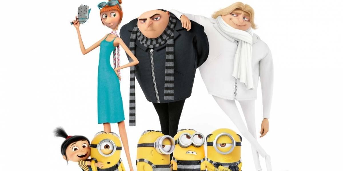Conozca a los personajes de la nueva película de 'Mi Villano Favorito'