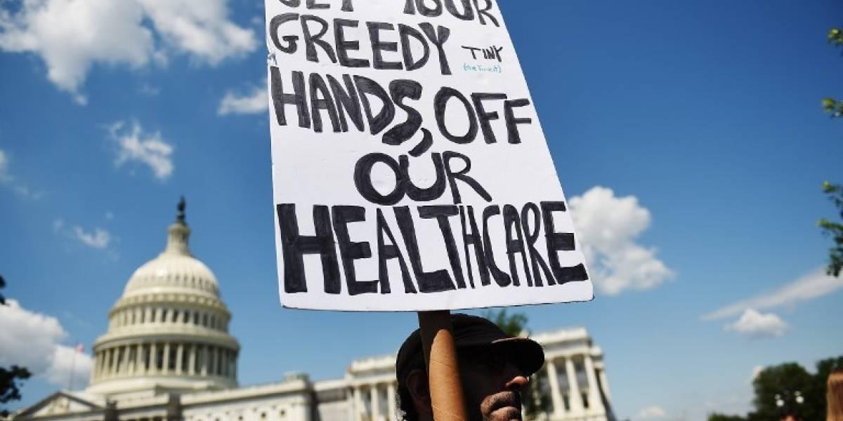 Tras semanas de misterio, los republicanos presentan el nuevo plan de salud para EEUU