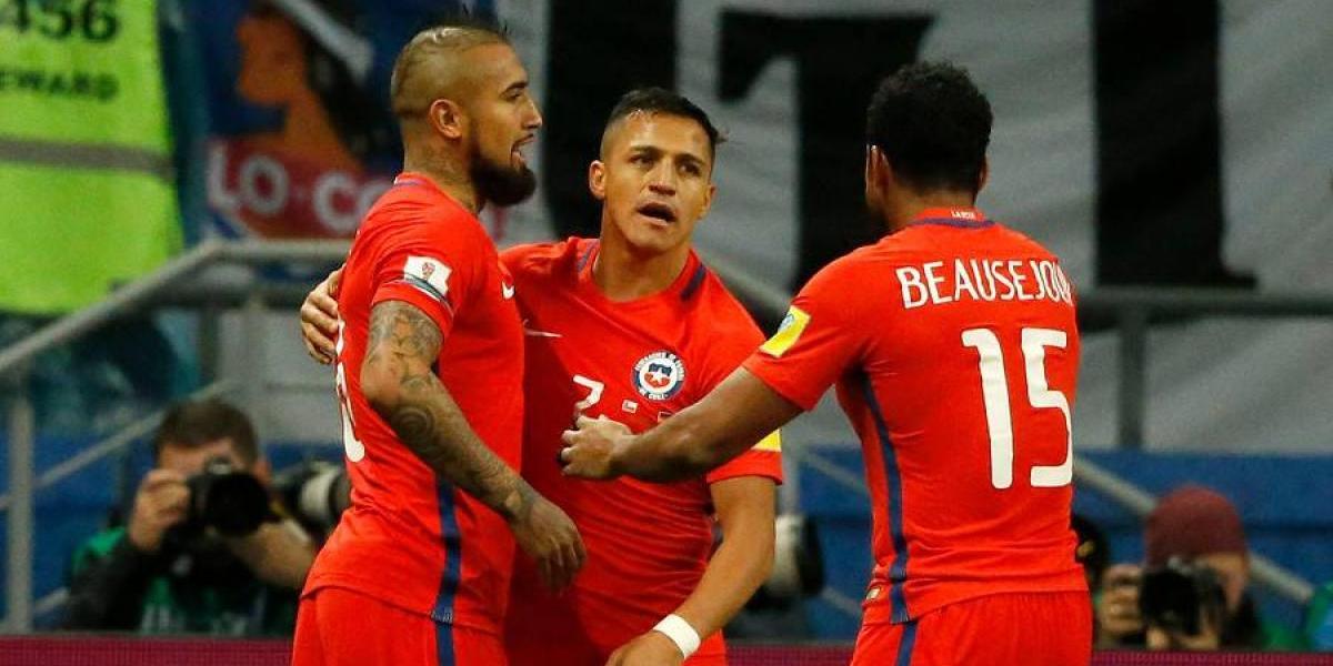 ¿Cómo clasifica Chile a semifinales de la Copa Confederaciones?