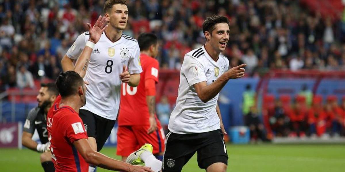 """""""Tuvimos suerte"""": las voces del camarín de Alemania tras el empate ante Chile"""