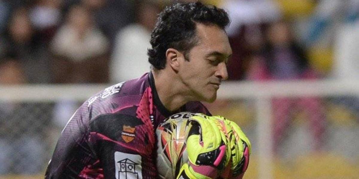 """""""Es una gran oportunidad y voy a aprovecharla"""", dice Ricardo Jerez"""