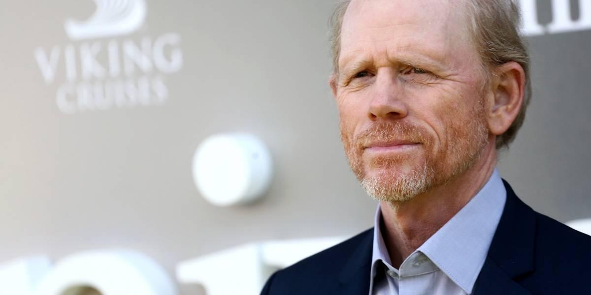 Diretor Ron Howard divulga primeira foto de personagem de filme sobre Han Solo; veja