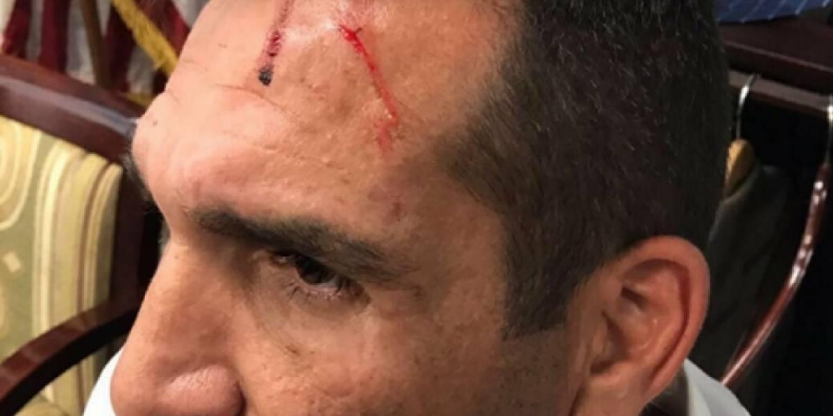 Archivan querella por agresión contra Rivera Guerra