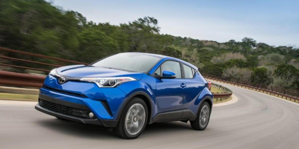 Toyota busca seducir a los jóvenes con la C-HR