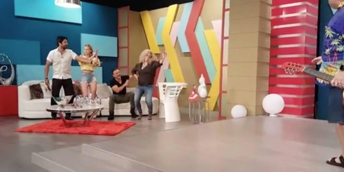 Reacciona Natalia Rivera a controversial video con La Burbu