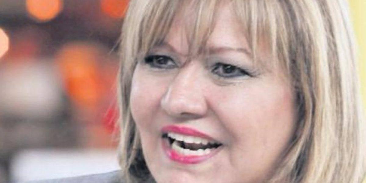 Norma Burgos reacciona a controversia con su hijo