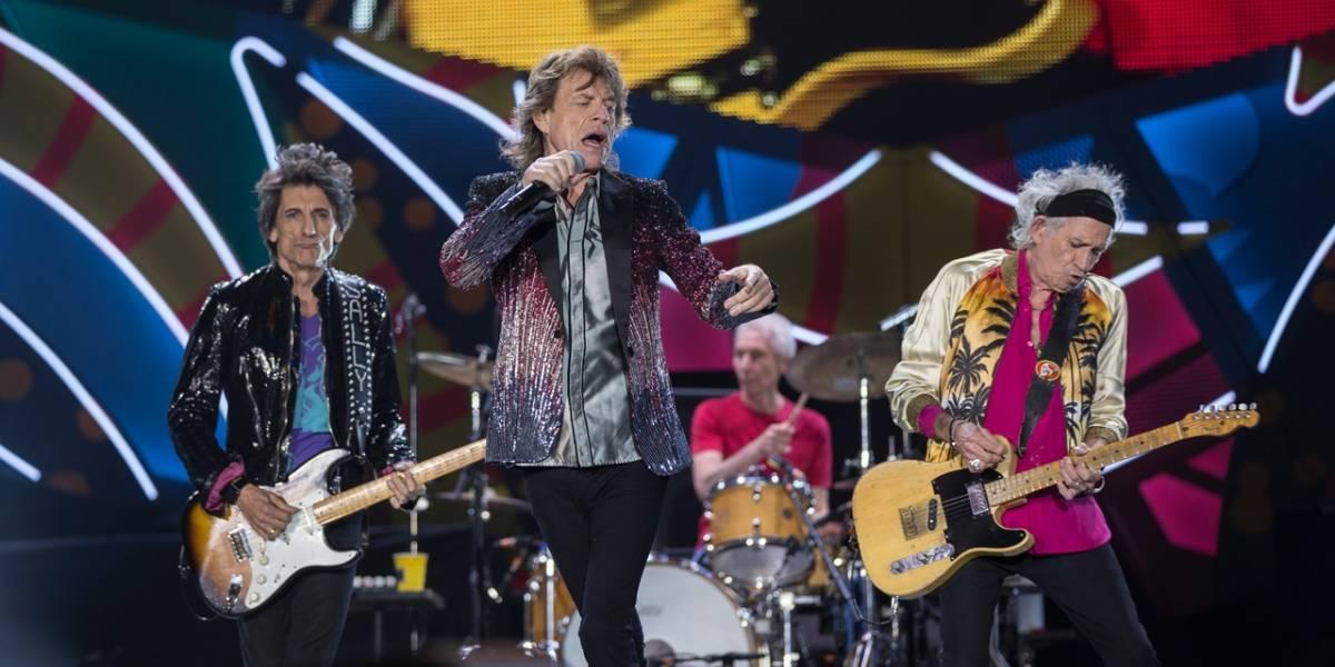 Los Rolling Stones llegan a las pantallas mexicanas