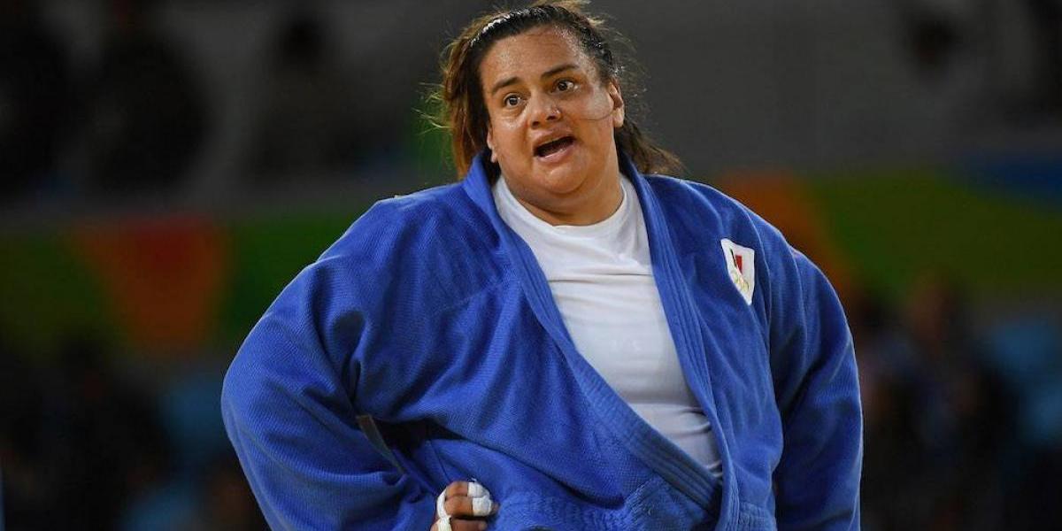 Vanessa Zambotti anuncia su retiro del judo