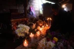 Dolor vive la familia García Carrillo en Huehuetenango
