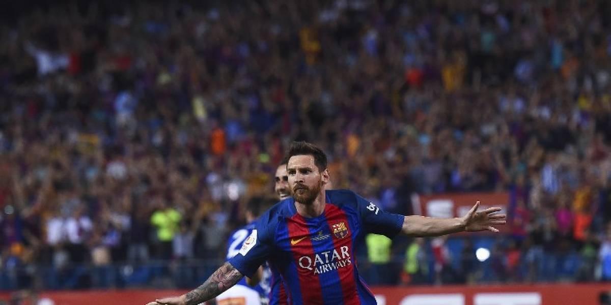Se salvó Messi: Fiscalía española acepta sustituir pena de cárcel por una multa