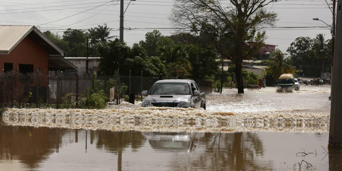 Cindy continúa dejando intensas lluvias en Misisipi
