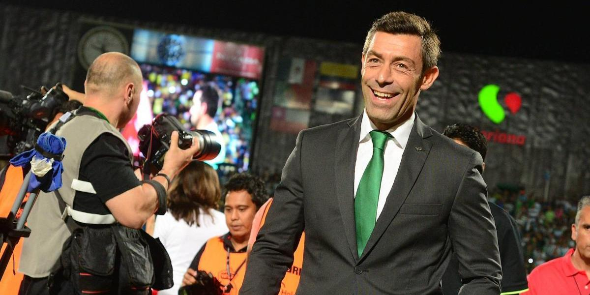 Caixinha confía plenamente en 'Gullit' Peña y Lalo Herrera