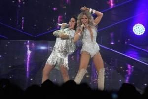 Gloria Trevi y Alejandra Guzmán hacen vibrar a la Arena con explosivo concierto